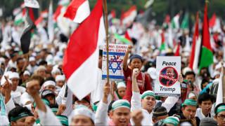 Οι Ινδονήσιοι στο πλευρό των Παλαιστίνιων για την Ιερουσαλήμ