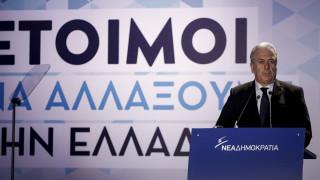 Αβραμόπουλος: Το μεταναστευτικό δίχασε την Ευρώπη, αλλά ενώνει τις πολιτικές δυνάμεις στην Ελλάδα