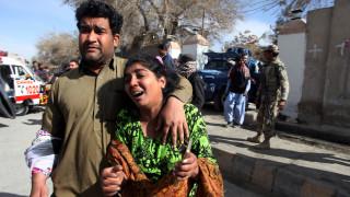 O ISIS ανέλαβε την ευθύνη για την πολύνεκρη επίθεση στο Πακιστάν