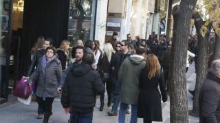 Διαμαρτυρία για το άνοιγμα των καταστημάτων τις Κυριακές στη Θεσσαλονίκη (pics&vid)