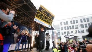 O γύρος του κόσμου σε... 42 μέρες: Νέο ρεκόρ από τον Γάλλο Φρανσουά Γκαμπάρ (pics&vids)