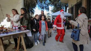 Μία Χριστουγεννιάτικη αγορά άνοιξε τις πόρτες της στην Αλγερία (pics)