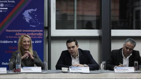 Μέτρα ύψους 292 εκατ. ευρώ για τη Δυτική Αττική εξήγγειλε η Ρένα Δούρου