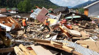 Χείμαρρος λάσπης «κατάπιε» χωριό στη Χιλή - Πολλοί νεκροί και αγνοούμενοι (pics)
