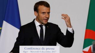 Γαλλία: Αποφασισμένος να συνεχίσει τις μεταρρυθμίσεις ο Μακρόν
