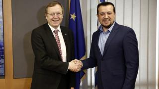 Παππάς: Η Ελλάδα επανακάμπτει στον τομέα του διαστήματος
