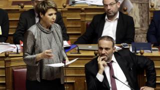 Γεροβασίλη: Tο ελληνικό δημόσιο δεν είναι φιλέτο προς πώληση
