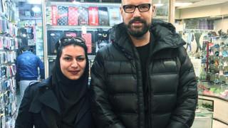 Schiller: γράφουν ιστορία ως οι πρώτοι Δυτικοί στην Τεχεράνη από το 1979 (vid)