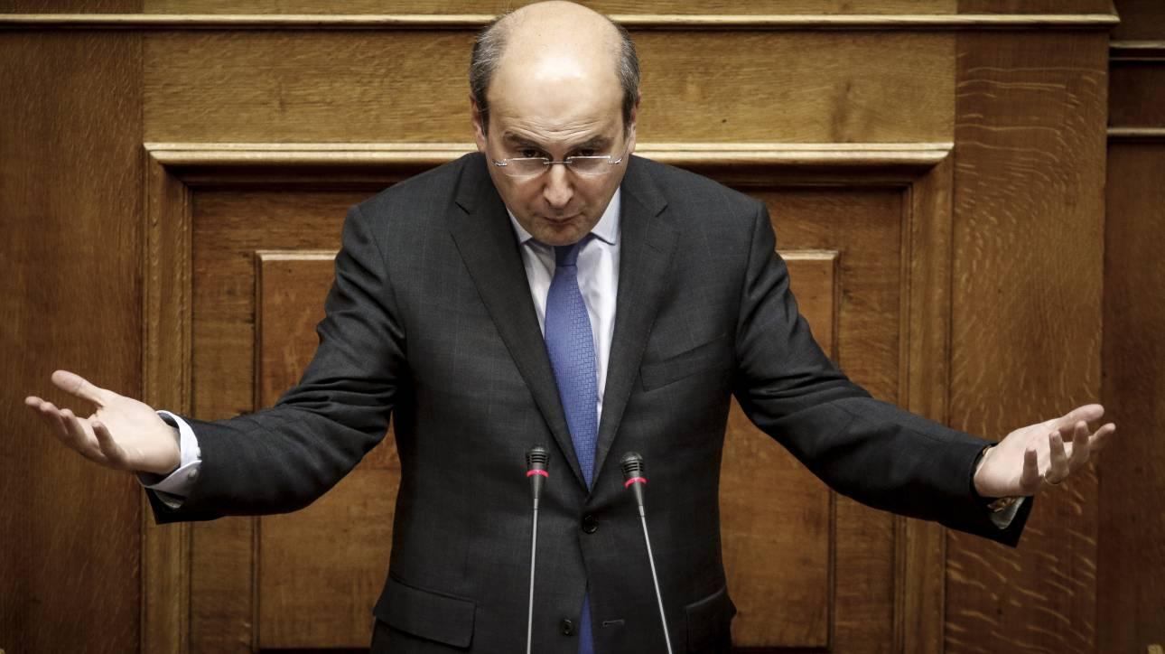 Χατζηδάκης: Ο ΣΥΡΙΖΑ ζυγίστηκε και βρέθηκε ελλιποβαρής