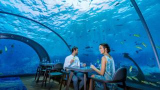 Καταδυθείτε στο μεγαλύτερο υποθαλάσσιο εστιατόριο του κόσμου