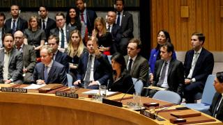 Βέτο των ΗΠΑ στην απόφαση του ΟΗΕ για την Ιερουσαλήμ