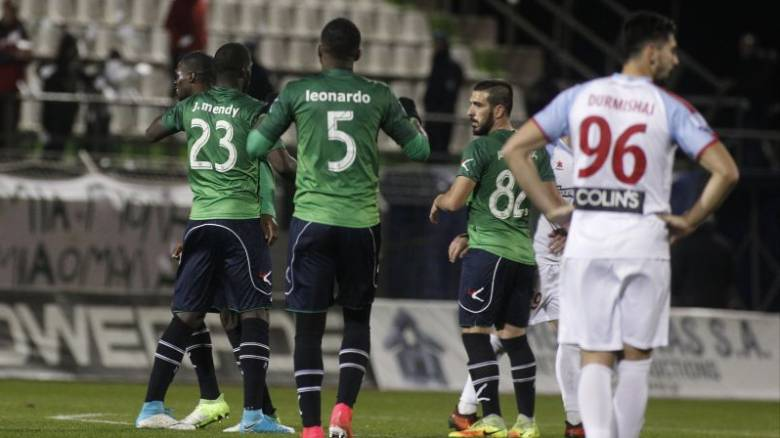 Super League: Φινάλε με νίκη Λεβαδειακού