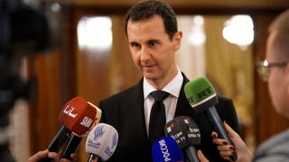 Άσαντ κατά Μακρόν: «Το Παρίσι στηρίζει την τρομοκρατία»