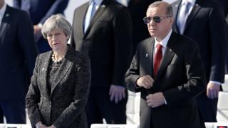 Τηλεφωνική επικοινωνία Ερντογάν-Μέι για την Ιερουσαλήμ