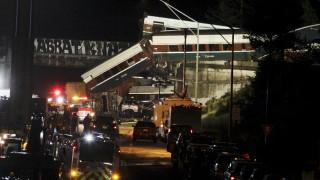 Ουάσινγκτον: Με ταχύτητα υπερδιπλάσια του επιτρεπτού ορίου κινούνταν η μοιραία αμαξοστοιχία