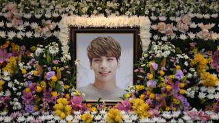 Kim Jonghyun: η βιομηχανία της K-Pop σκότωσε τον 27χρονο star