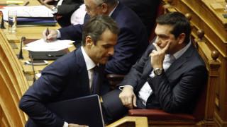 Σκληρό «ροκ» στη Βουλή για τον προϋπολογισμό