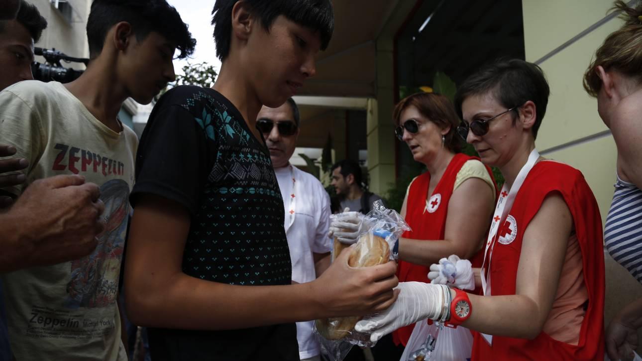 Οι εθελοντές είναι η καρδιά, η ψυχή και η κινητήριος δύναμη του Ελληνικού Ερυθρού Σταυρού