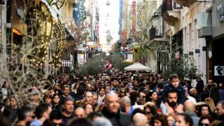 Εορταστικό ωράριο: Ανοιχτά τα καταστήματα για τις επόμενες δύο Κυριακές