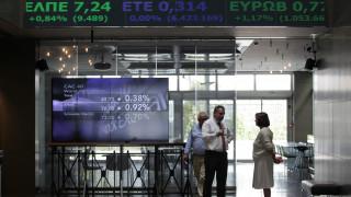Χρηματιστήριο: Με άνοδο έκλεισε ο Γενικός Δείκτης Τιμών