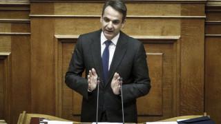 Προϋπολογισμός 2018: «Έχετε αποτύχει δύο φορές» είπε ο Μητσοτάκης