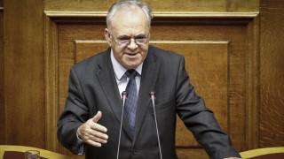 Προϋπολογισμός 2018: Η κυβέρνηση επέλεξε την καθαρή έξοδο από τα μνημόνια, είπε ο Δραγασάκης
