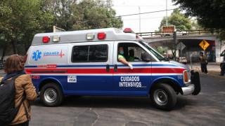 Μεξικό: 11 νεκροί σε τροχαίο δυστύχημα με τουριστικό λεωφορείο