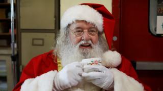 Ο Άγιος Βασίλης «μεταναστεύει» στα χρόνια της κρίσης