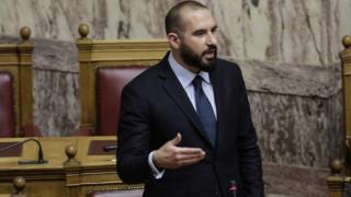 Τζανακόπουλος: Οι κοινωνικές παροχές δεν σχετίζονται με οποιονδήποτε εκλογικό σχεδιασμό