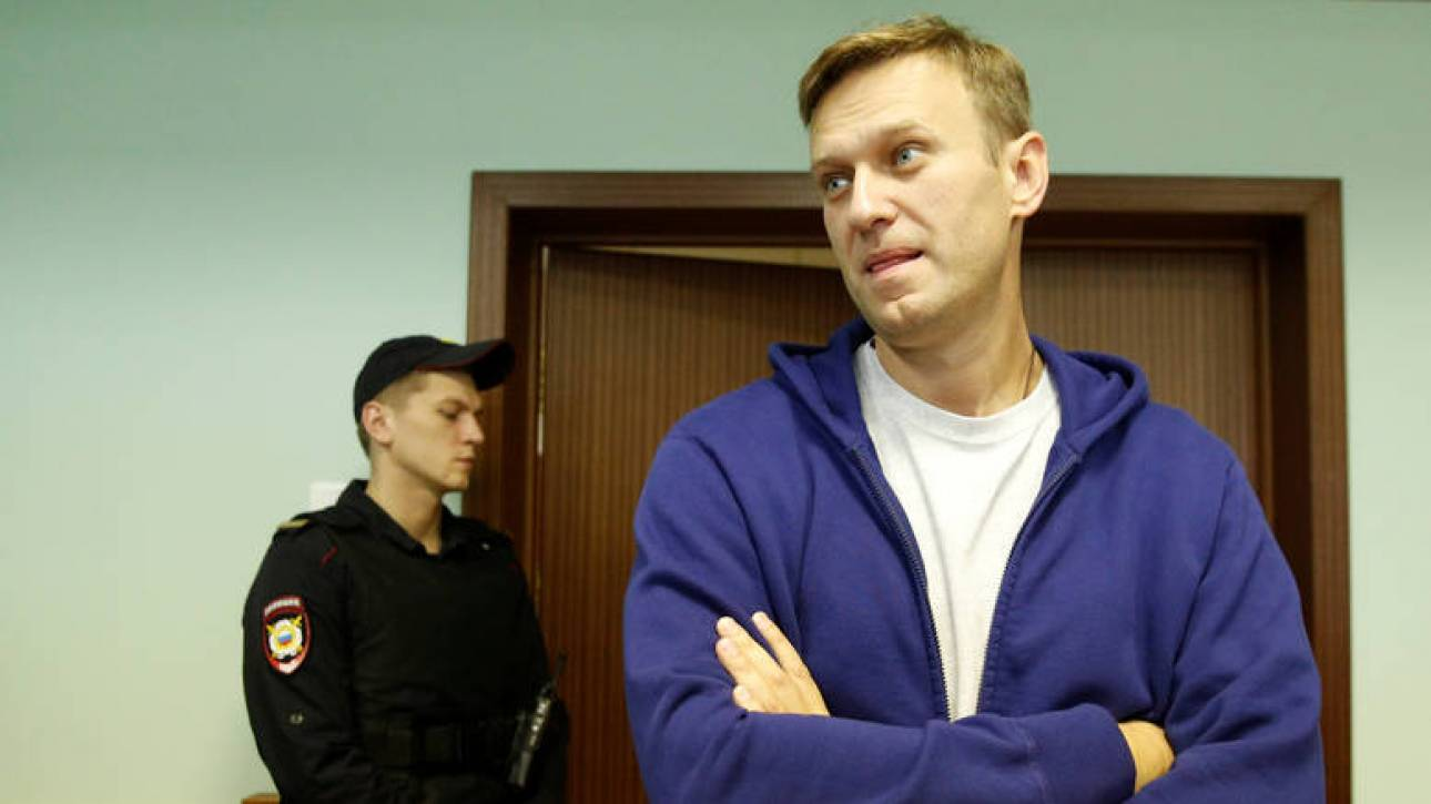 Στο «μικροσκόπιο» η υποψηφιότητα του Ναβάλνι για τις προεδρικές εκλογές της Ρωσίας