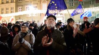 Διαδικασία κυρώσεων κατά της Πολωνίας κινεί η Ε.Ε.