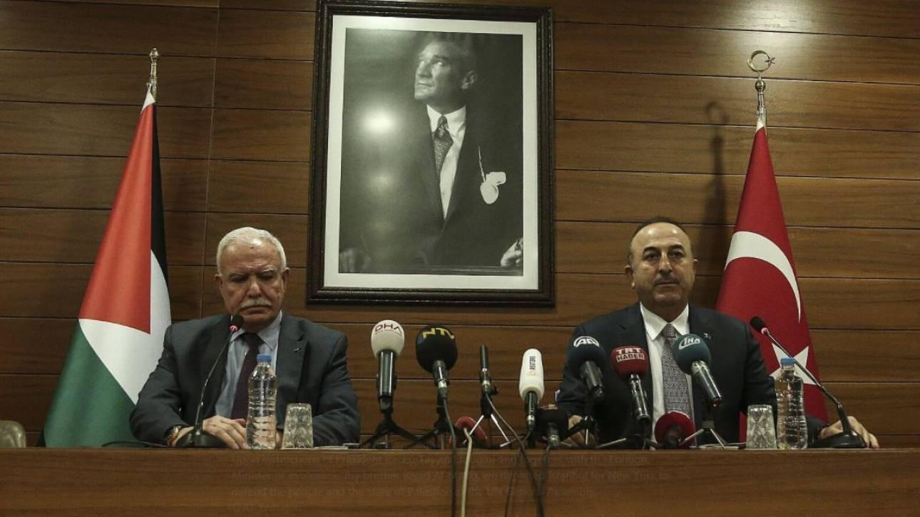 Αμερικανικές «απειλές» στα Ηνωμένα Έθνη καταγγέλλει ο Παλαιστίνιος ΥΠΕΞ