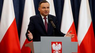 O Πολωνός πρόεδρος υπέγραψε δύο νέα νομοσχέδια παρά την προειδοποίηση της Ε.Ε.