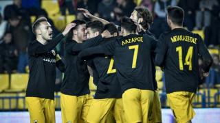 Κύπελλο Ελλάδας: Άλματα… πρόκρισης για ΑΕΚ, Ολυμπιακό και Ατρόμητο