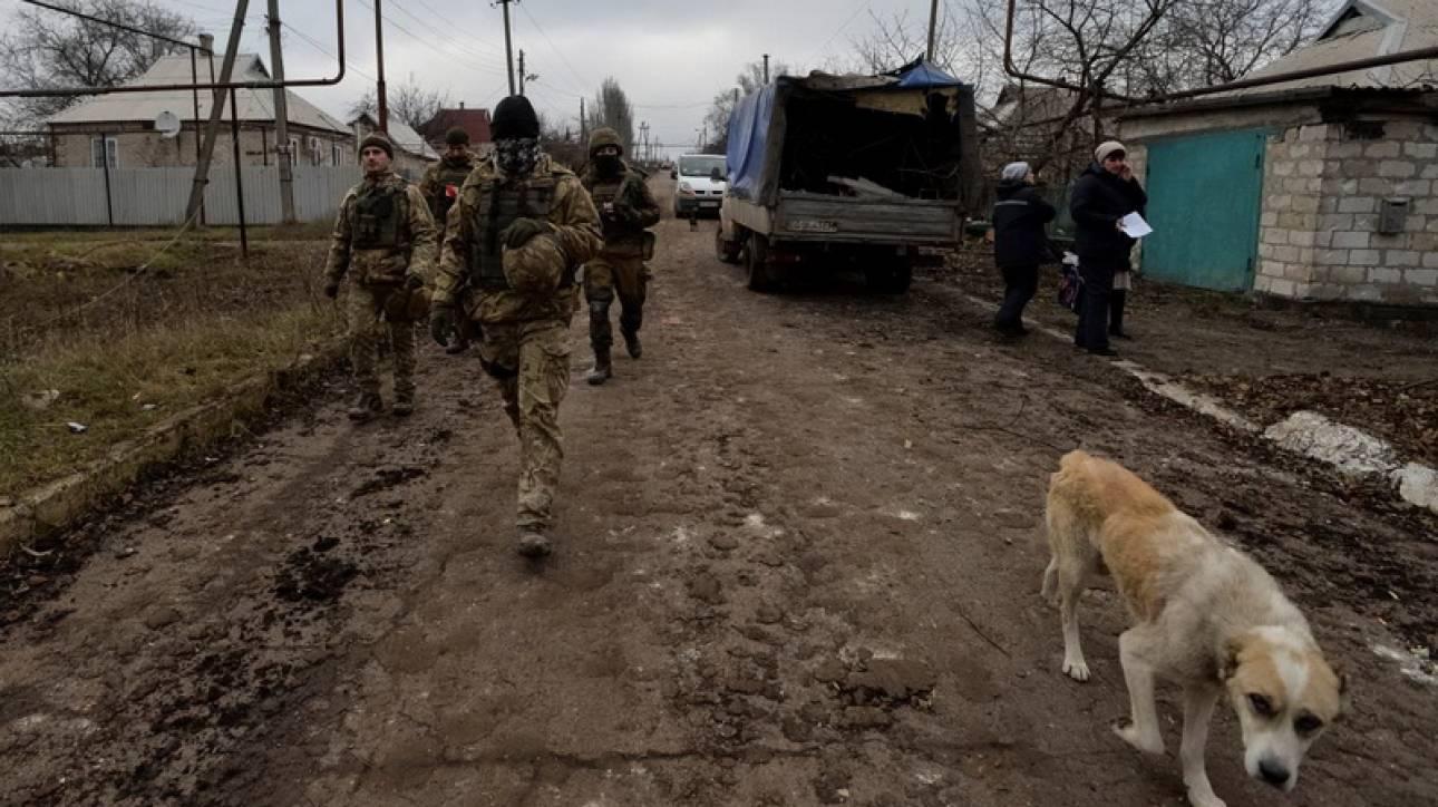 ΟΑΣΕ: Στο χειρότερο επίπεδο από το Φεβρουάριο οι εχθροπραξίες στην Ουκρανία