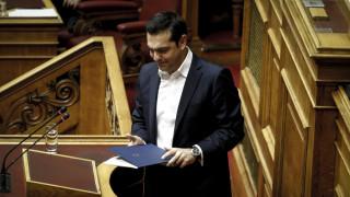 Τσίπρας: Το 2018 θα είναι ένα έτος ορόσημο για την Ελλάδα και την ελληνική οικονομία