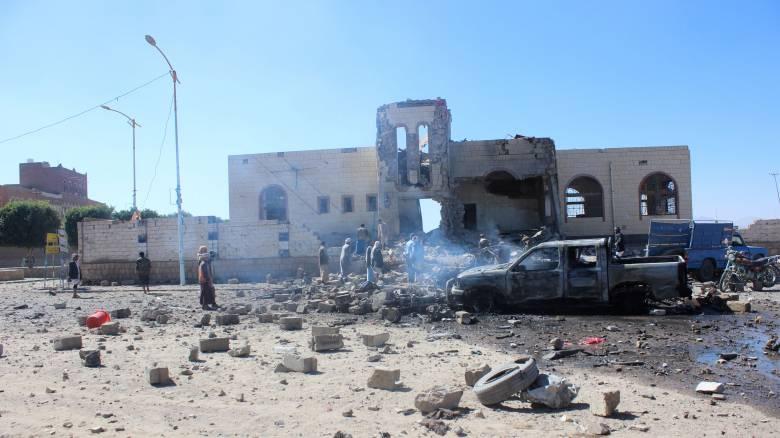 Υεμένη: Πολύνεκροι αεροπορικοί βομβαρδισμοί από τη Σαουδική Αραβία