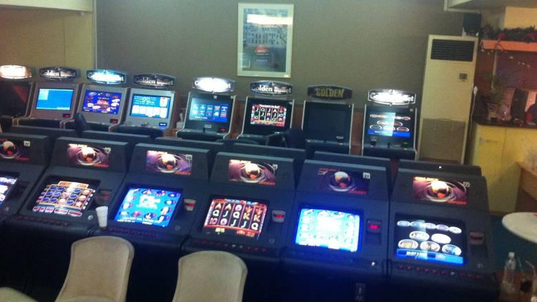 Εξάρθρωση «μίνι καζίνο» με 30 παράνομα «φρουτάκια» στη Θεσσαλονίκη
