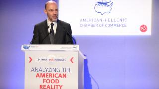 Μεγάλη Ευκαιρία για τις εξαγωγές Τροφίμων & Ποτών στις ΗΠΑ