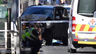 «Σκόπιμη ενέργεια» το χτύπημα στη Μελβούρνη, αλλά δεν συνδέεται με τρομοκρατία