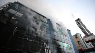Νότια Κορέα: 29 νεκροί από πυρκαγιά σε οκταώροφο κτίριο (pics&vid)
