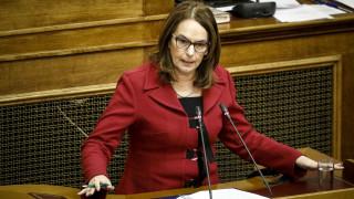 Παπανάτσιου: Ο κώδικας φορολογικής διαδικασίας δεν αφορά πρόστιμο εταιρείας καπνικών