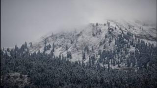 Χιόνια στη Πίνδο