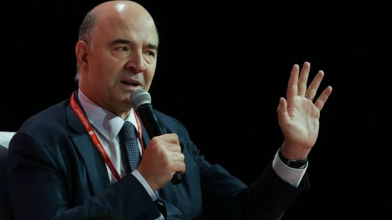 Μοσκοβισί: Στόχος η τρίτη αξιολόγηση να ολοκληρωθεί στις 22 Ιανουαρίου