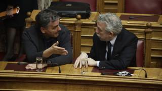 Ένταση και διαφωνίες στην κοινοβουλευτική ομάδα του ΣΥΡΙΖΑ για τους πλειστηριασμούς