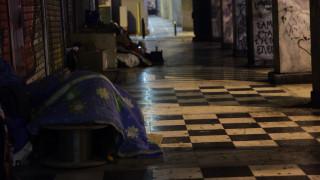 Έκτακτα μέτρα προστασίας αστέγων από τον δήμο Αθηναίων