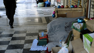 Δήμος Αθηναίων: Έκτακτα μέτρα για τους άστεγους