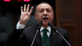 Ερντογάν: Αναμένω ο Τραμπ να ανακαλέσει την «ατυχή απόφαση» για την Ιερουσαλήμ