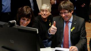 Καταλονία: Την απόλυτη πλειοψηφία εξασφαλίζουν τα αποσχιστικά κόμματα