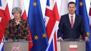 Μεταφράστρια αποκάλεσε την Τερέζα Μέι «Madame Brexit» (pics)